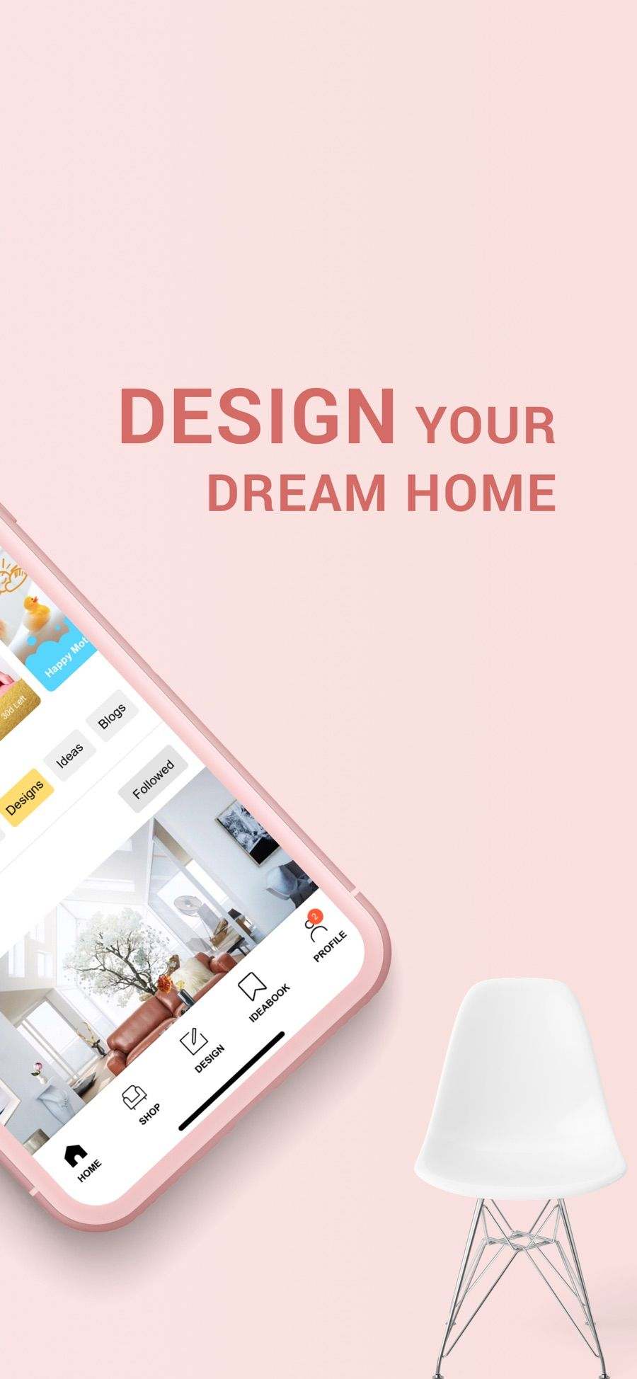 App To Design Your Room: ‎Decor Matters: Design & Shop On The App Store