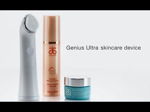Arbonne Intelligence Genius Ultra #arbonne #beautydevice #veganskinare #natural #pure #safe #beneficial http://taratemelko.arbonne.com