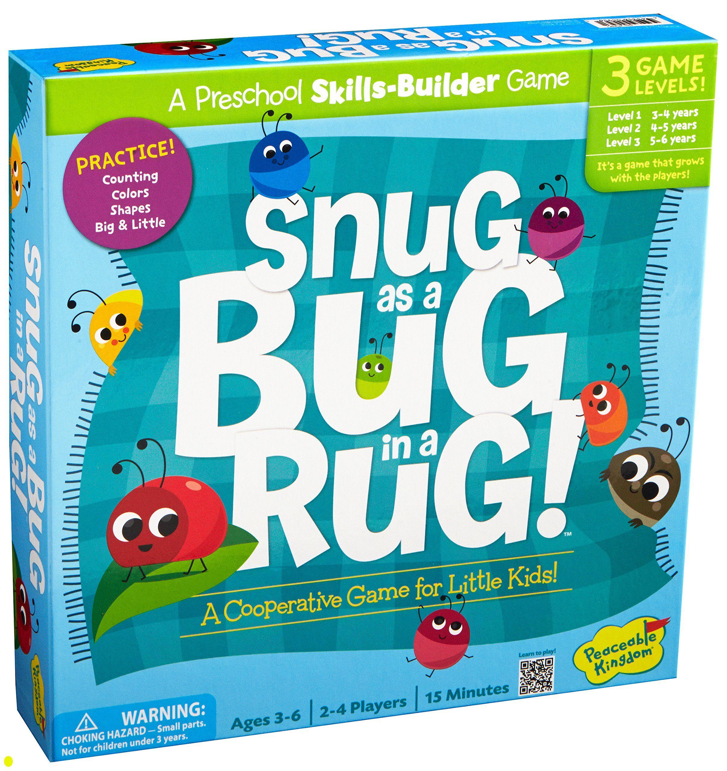 Peaceable Kingdom / Snug As A Bug In A Rug Award Winning