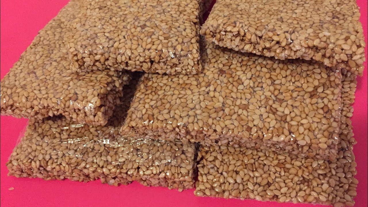 سمسميه مجلجل بدون جلكوز لذيذ Samasimih Delicious Youtube Rice Krispie Treat Krispie Treats Rice Krispies