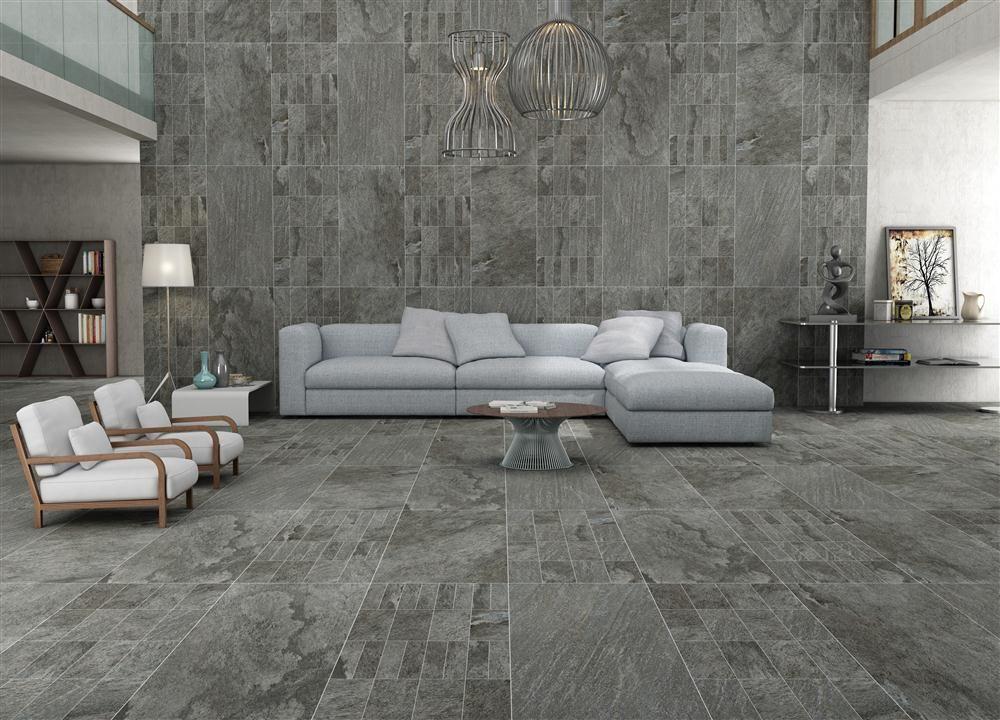 Room Colina Antique Floor Tile Size