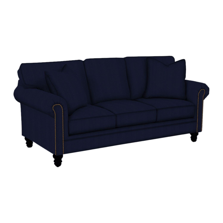 Wayfair Custom Upholstery Vivian Sofa & Reviews   Wayfair