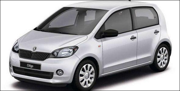 مواصفات و مميزات سيارة سكودا Skoda Citigo 2015 الجديدة Skoda