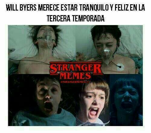 Totalmente de acuerdo | Memes de stranger things, Memes ...
