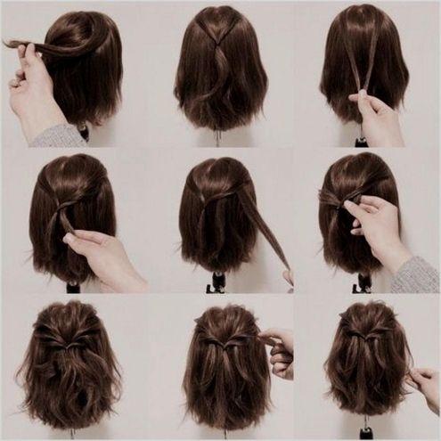 Bob Frisuren Tumblr Bilder Hairstyles Schone Frisuren Kurze Haare Zopf Kurze Haare Geflochtene Frisuren