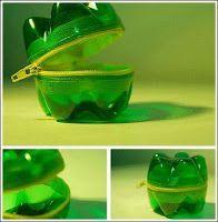 cosas utiles hechas con material reciclado