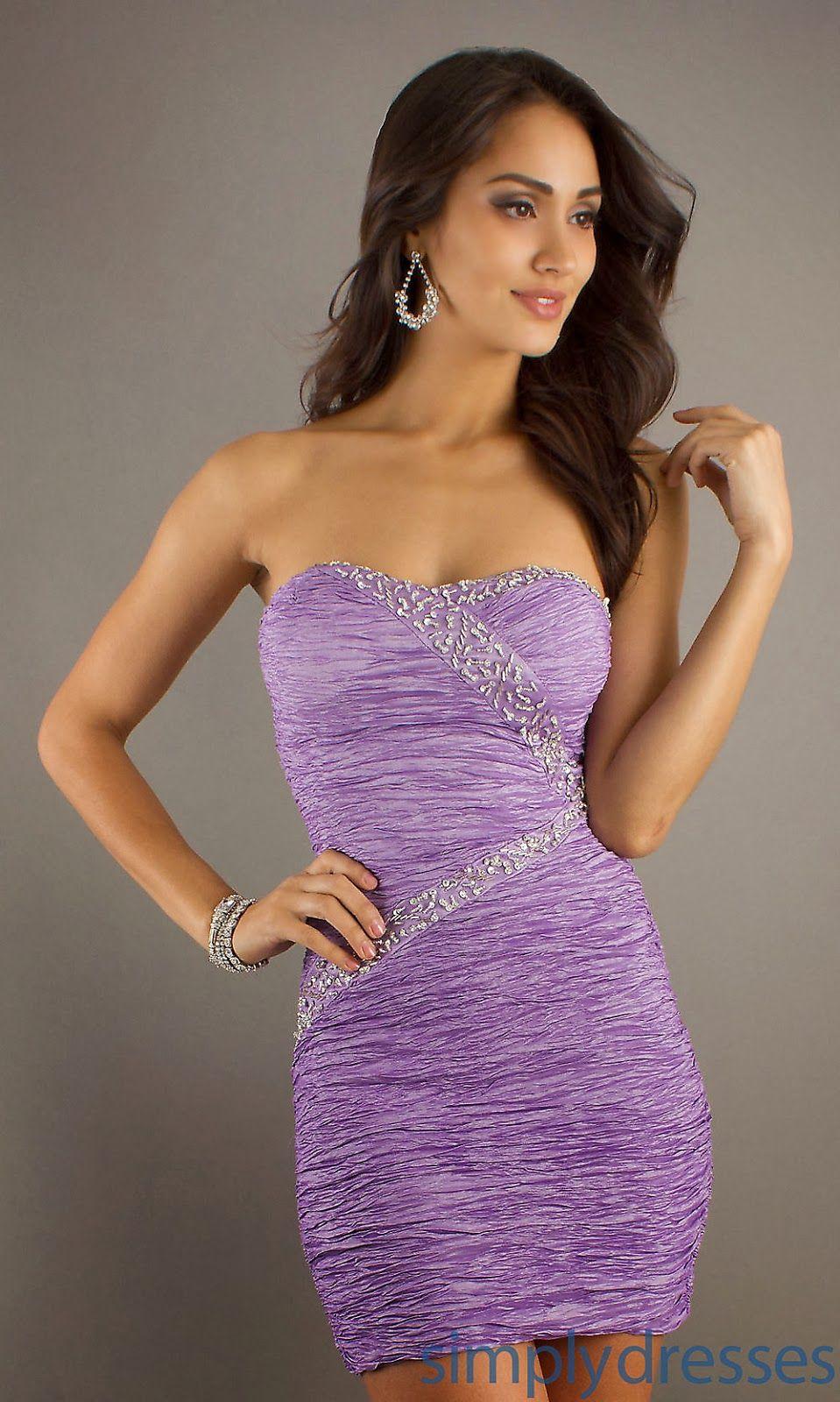 Hermosos vestidos de fiesta 2014 | Vestidos de Fiesta | Pinterest ...