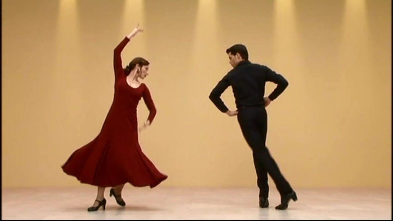 Clases De Sevillanas Eva Y Kim Final Baile En Línea Vídeos De Baile Como Bailar