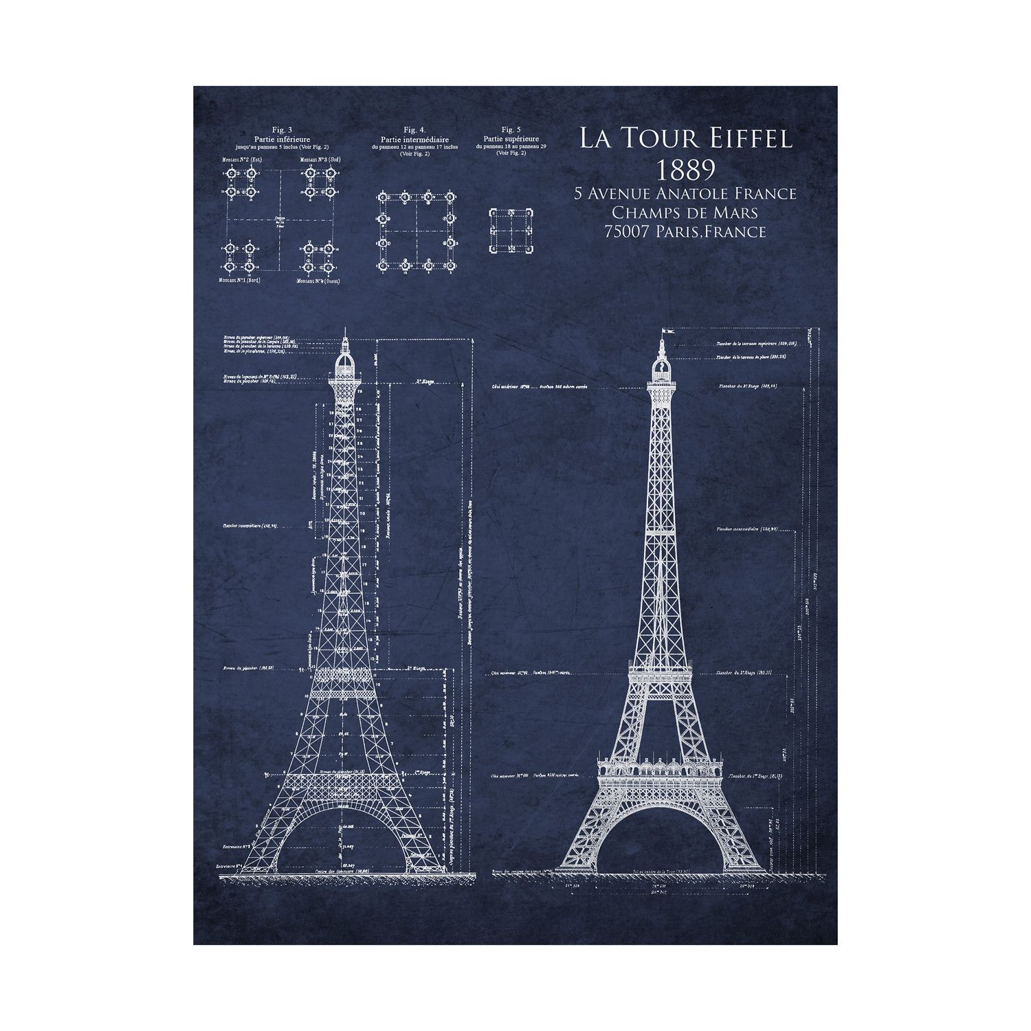 Image result for blueprint of eiffel tower artwork pinterest image result for blueprint of eiffel tower malvernweather Gallery