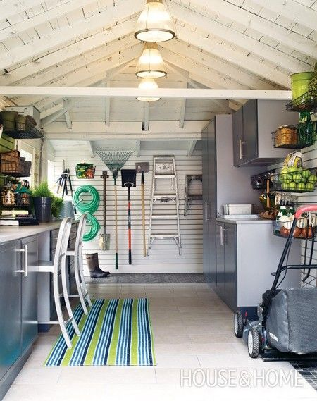 Convert Garage To Living Space: Photo Gallery: Unique Garage Conversions