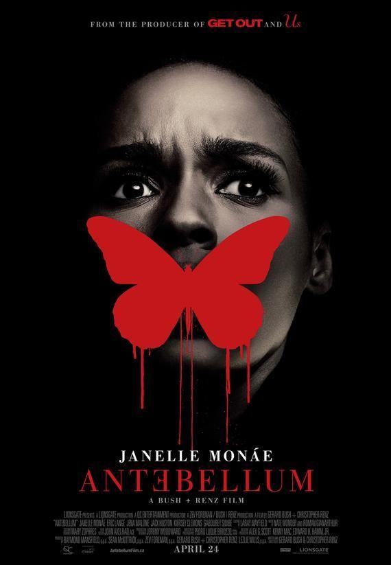 Antebellum Movie Poster Quality Glossy Print Photo Wall Art Etsy Janelle Monae Antebellum 2020 Movies