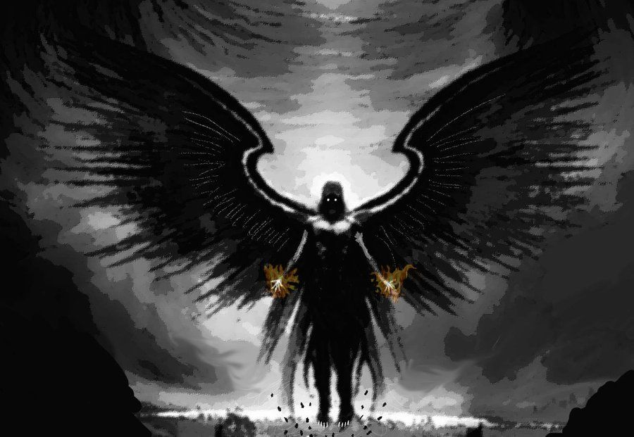 the angel of death and the The angel of death is the last book i have in the soul summoner series i felt so personally connected with this series i laughed out loud at some of their antics .