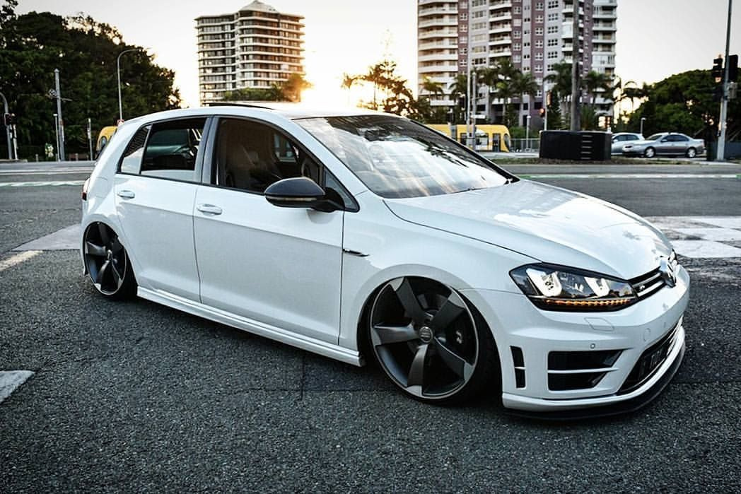 Golf R 0-60 >> #Volkswagen #Golf #MK7 #R7 #Modified #Slammed | Bmw ...