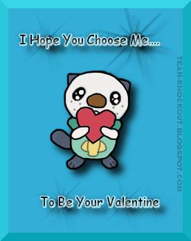 Pokemon Valentines Day Card 5 By Mdarksands Deviantart Com On