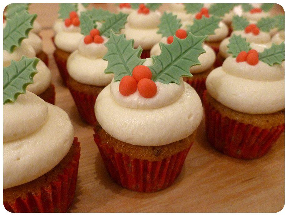Suzie Makes: Mini Mince Pie Cupcakes