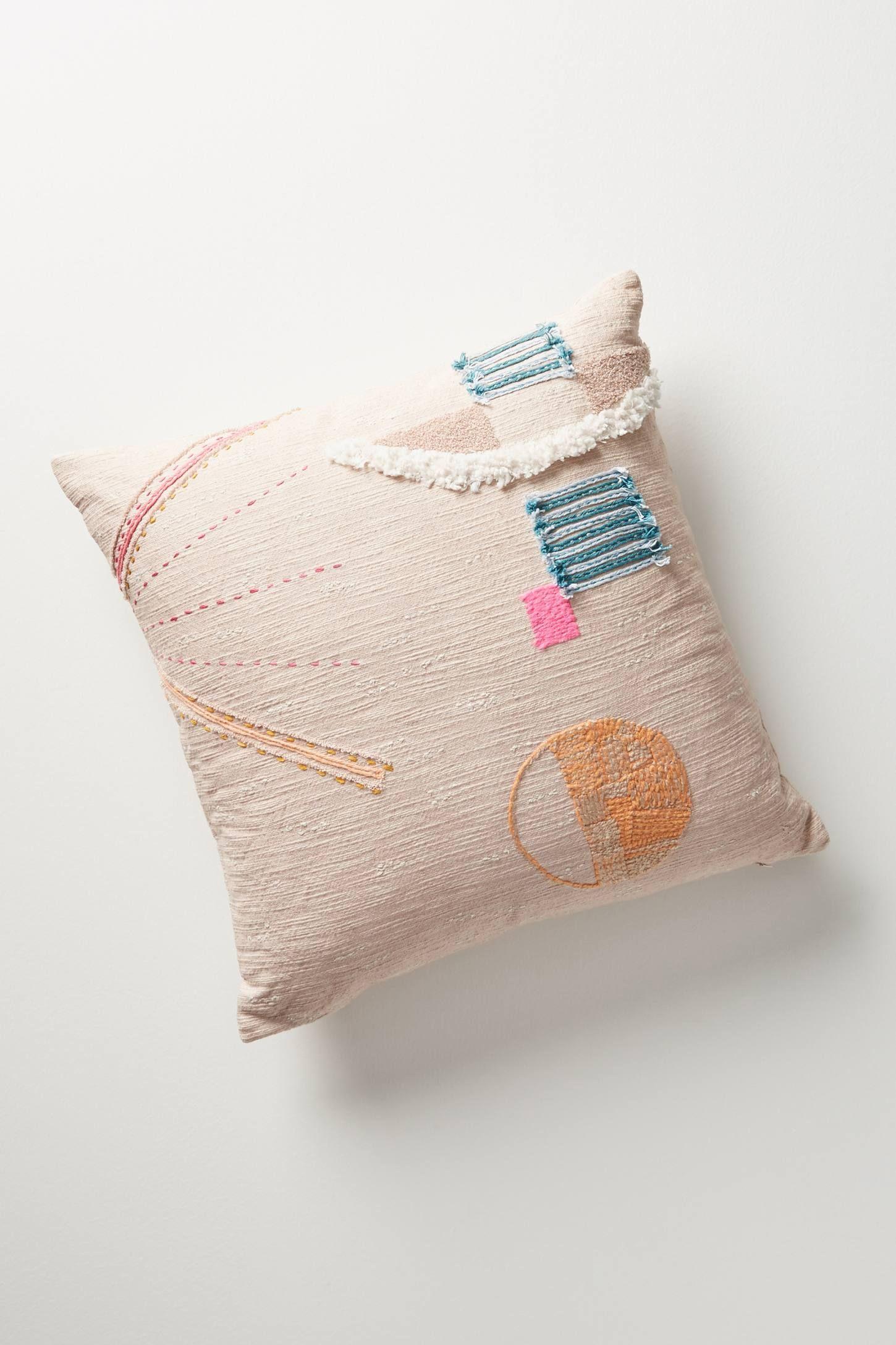 Taran pillow stitched pillows decorative pillows cushions