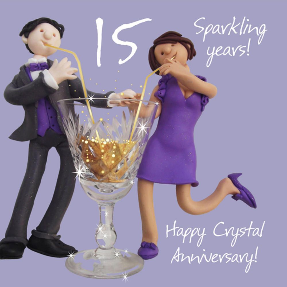 Wedding Gifts 15 Year Anniversary : happy fifteenth anniversary - Google Search Anniversary Wishes ...