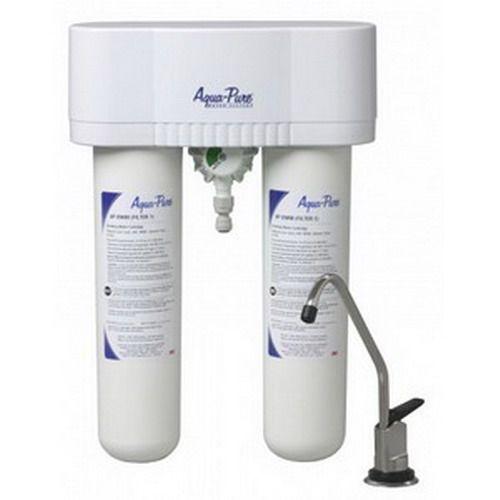 Aqua Pure Cuno Ap Dws1000 0 5 Micron Drinking Water Filtration System 0 6 Gpm Water Filtration System Under Sink Water Filter Best Water Filter