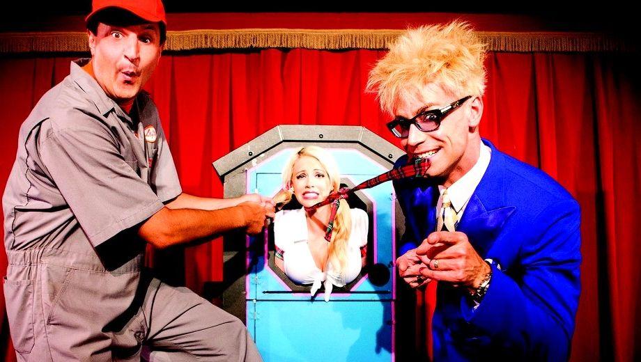Las Vegas, Dec 31: Murray: The Celebrity Magician