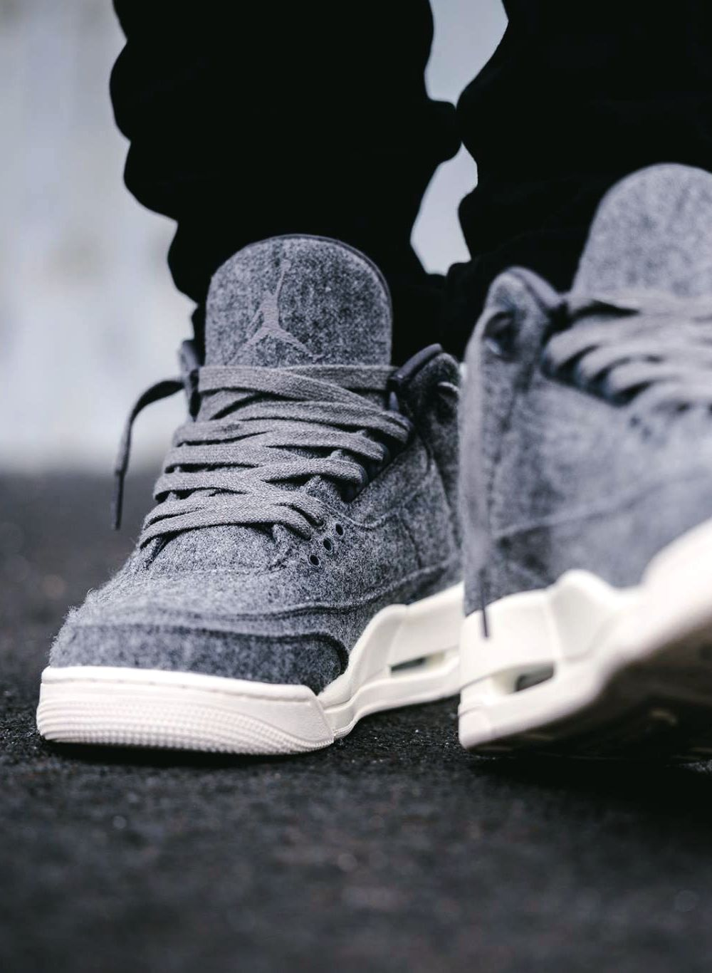 c879beb82cc Air Jordan 3 Retro  Wool  (via Kicks-daily.com) Release December 17 ...