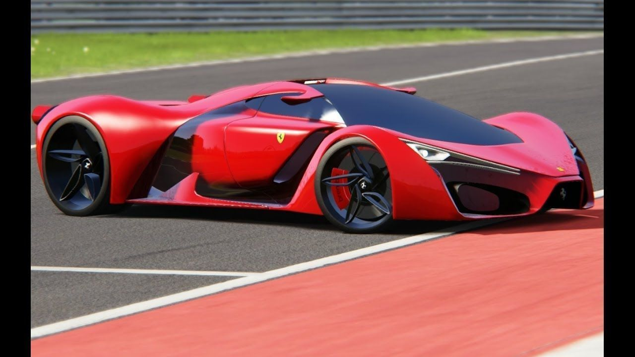 Ferrari F80 Concept Top Gear At Red Bull Ring Ferrarif80 Ferrari