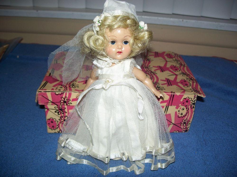 vogue ginny bride doll
