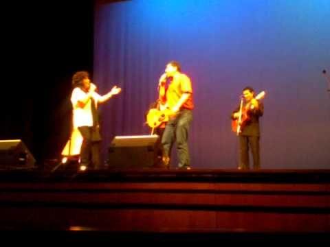 Coronel Martinez En Vivo Abdón Garcete Con Mimi Montes Y Los Indios En El Teatro Municipal De Asunción Paraguay Recital H Recital Canciones Asuncion Paraguay