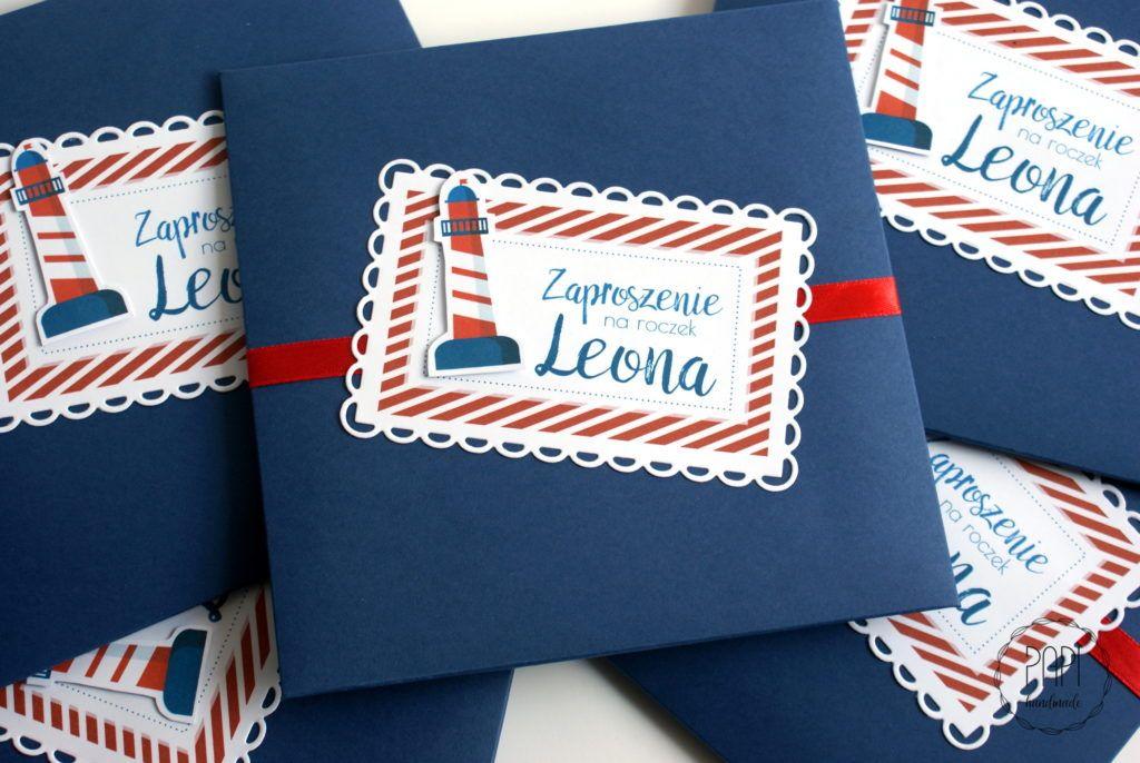 Zaproszenie Na Pierwsze Urodzinki Papi Handmade Paper Quilling