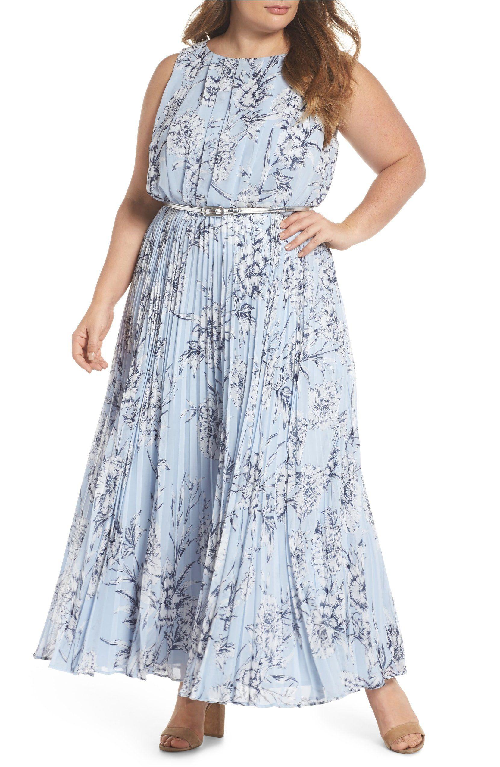 aec4776abc Eliza J Floral Maxi Dress Plus Size - Data Dynamic AG