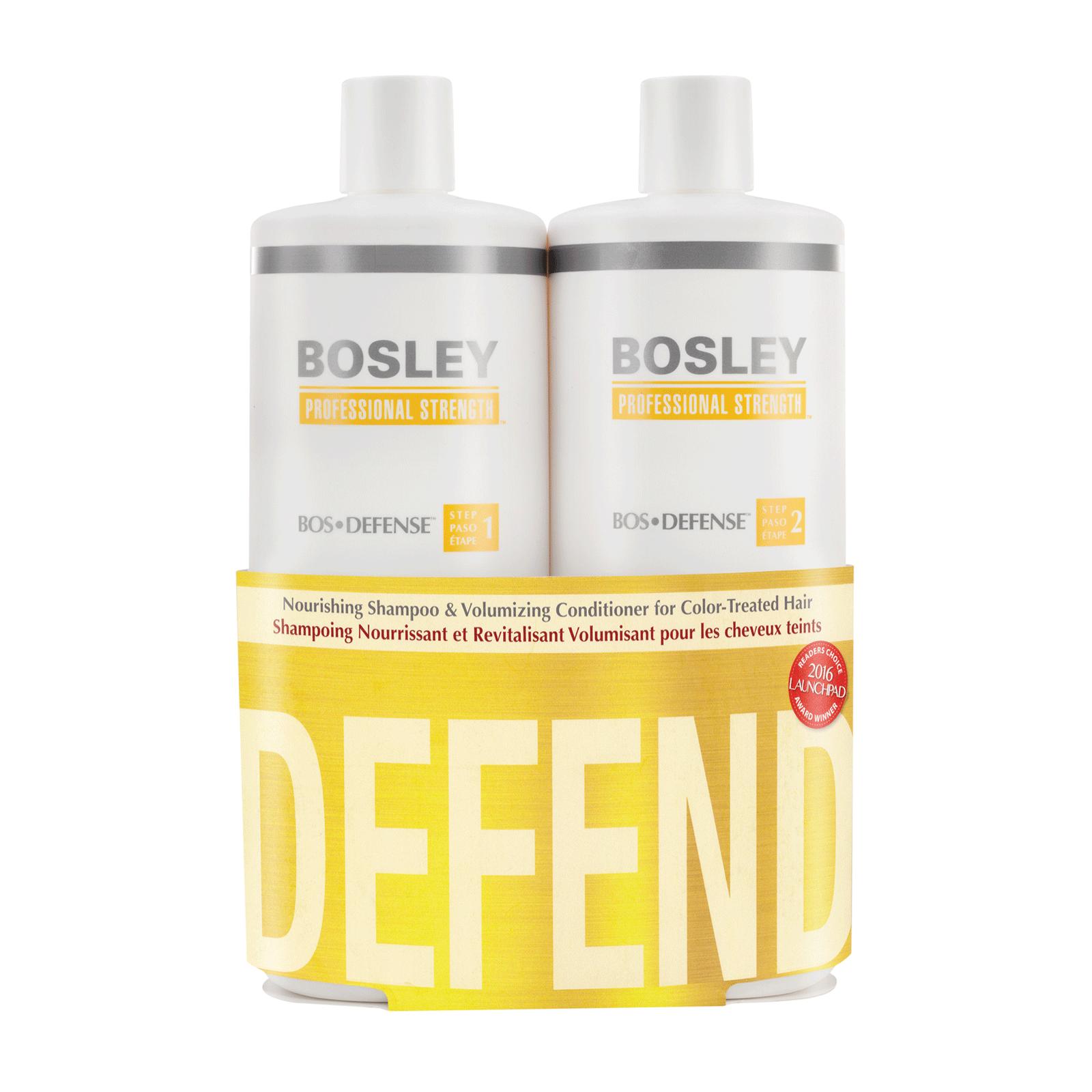 Bosley Professional Defense Shampoo & Conditioner for