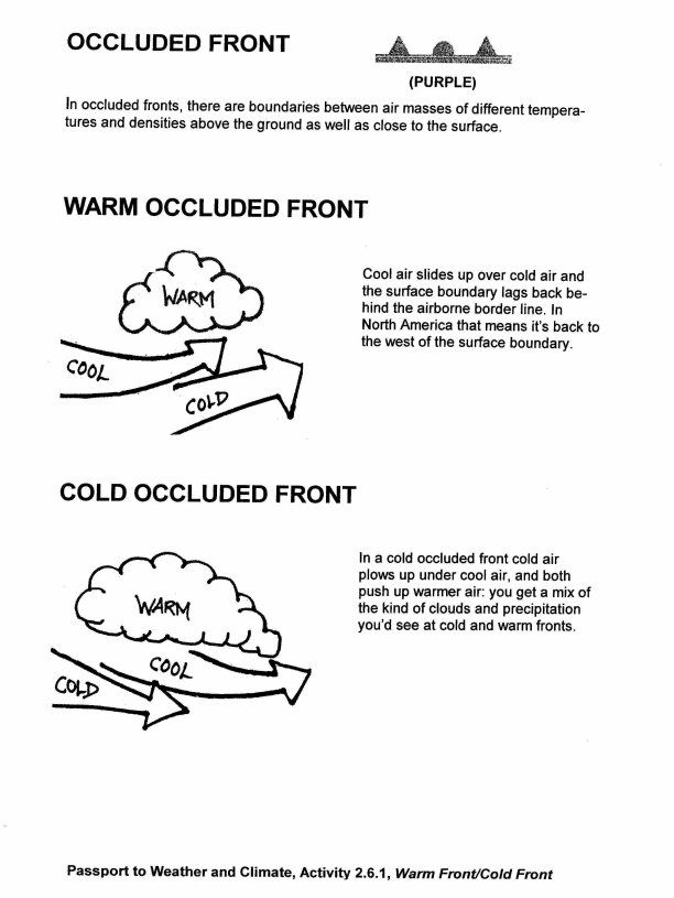 17 Best ideas about Cold Front on Pinterest | Weather experiments ...