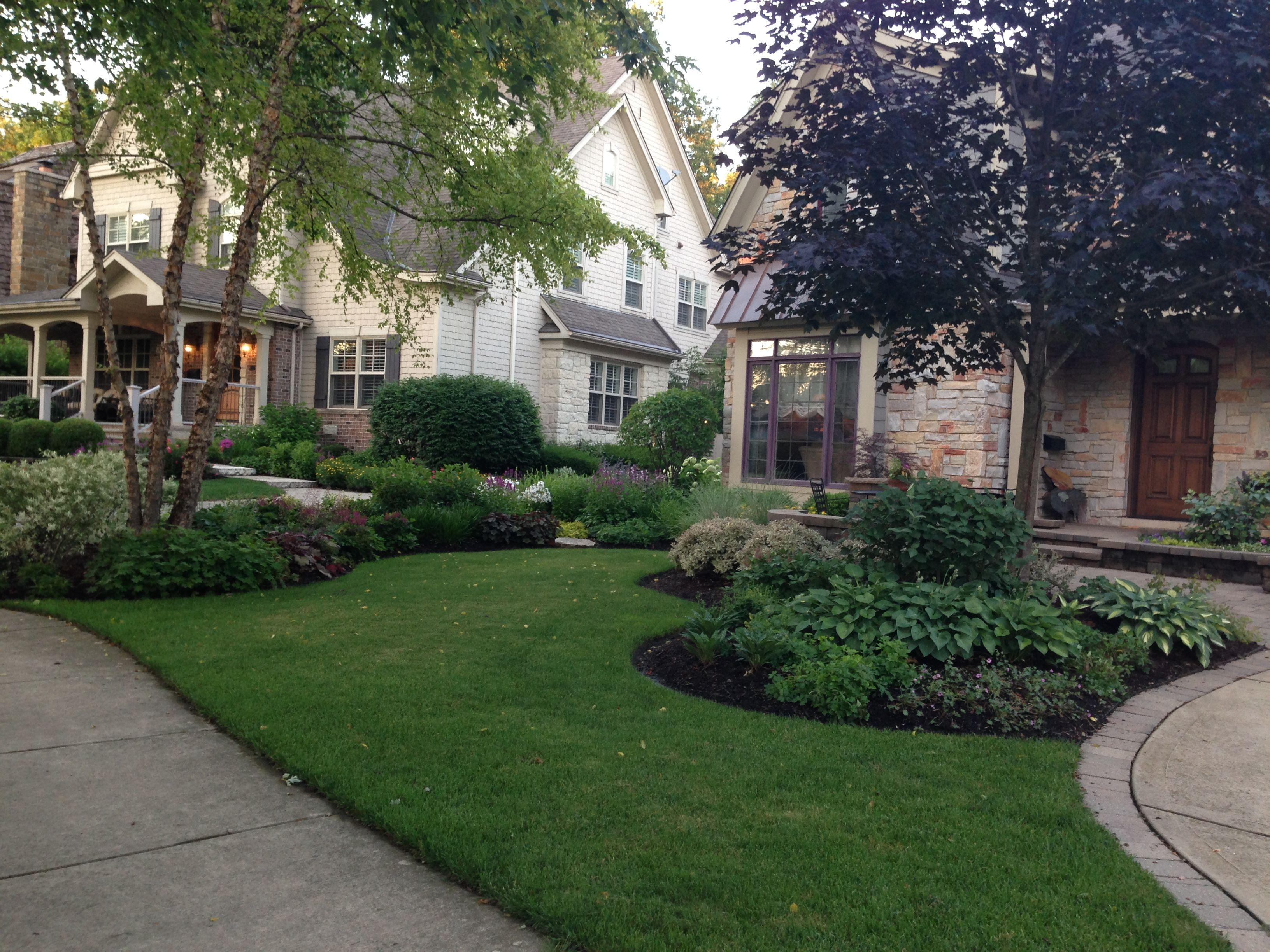 Nice landscaping   Landscape, Backyard, Yard