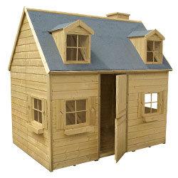 Maisonnette en bois: Lalie- cabane en bois -