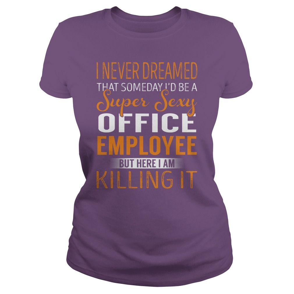 Sexy employee videos