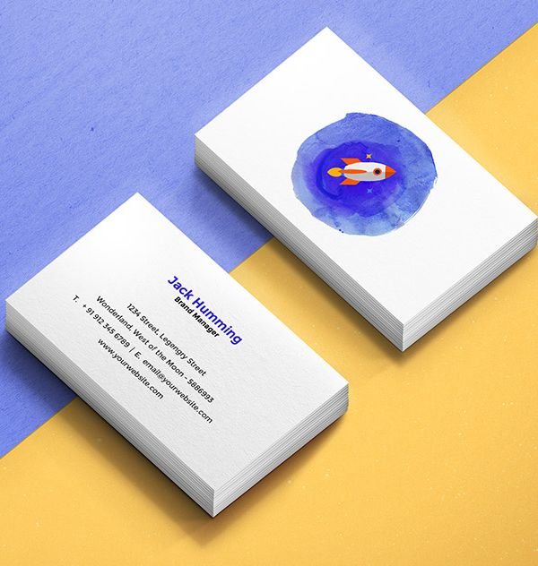 Free business card mockup template business cards design free business card mockup template reheart Images