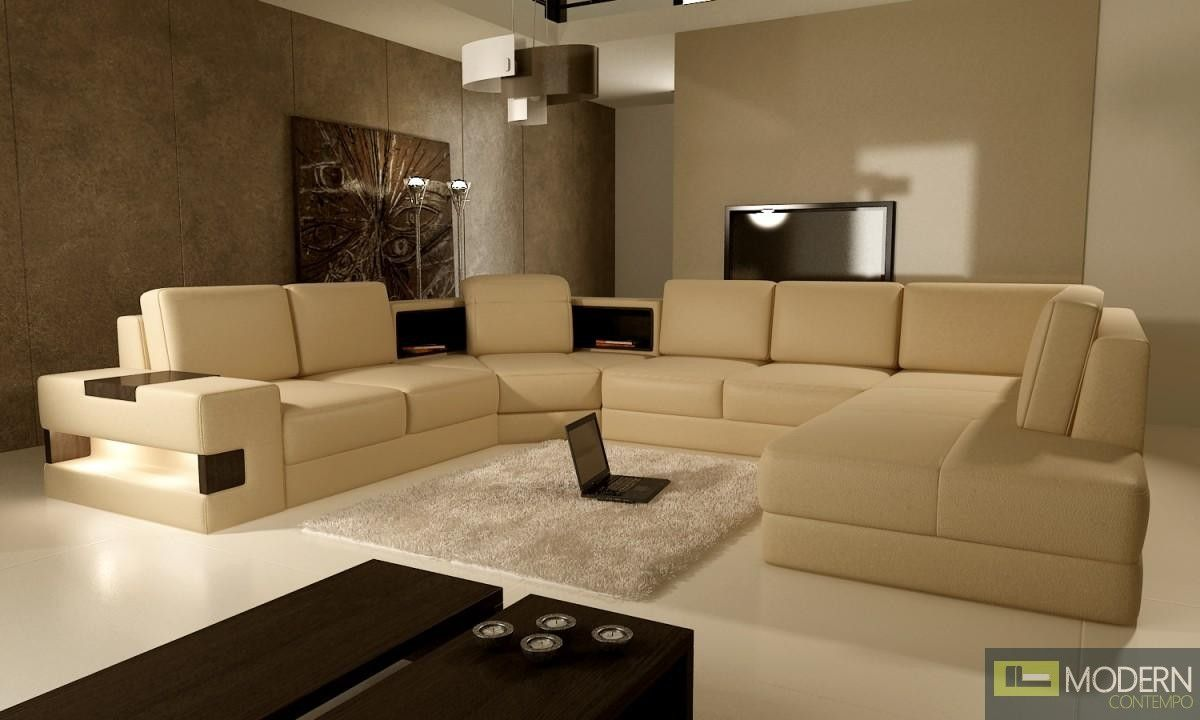 Groovy 5021 Modern Bonded Leather Sectional Sofa Sofas Caraccident5 Cool Chair Designs And Ideas Caraccident5Info