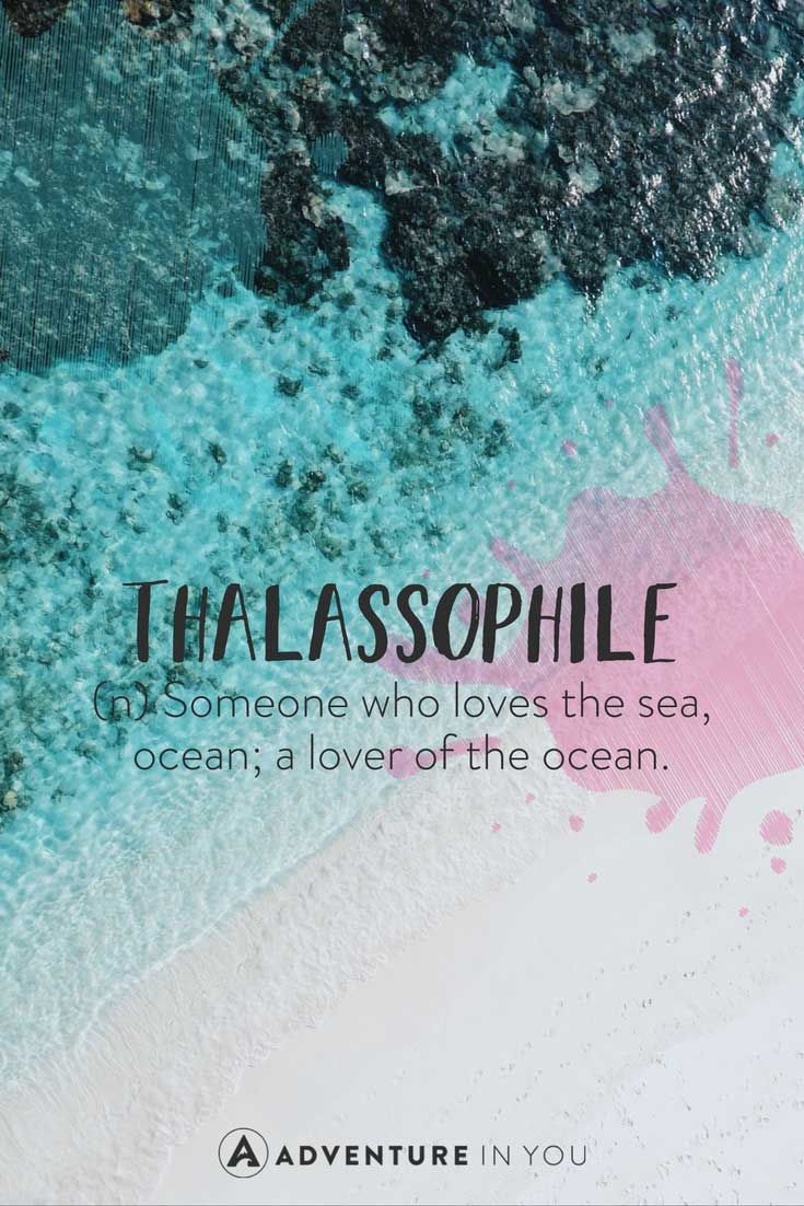 unusual travel words beautiful meanings beautiful meaning  ocean