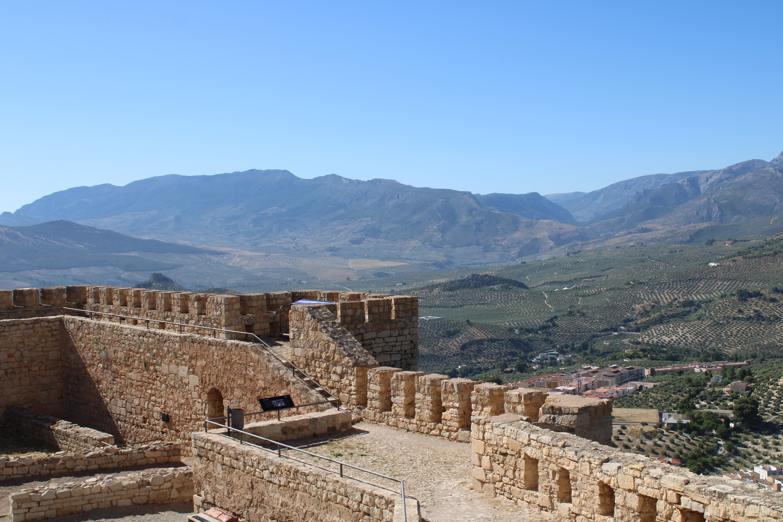 castillo de Santa Catalina de Jaén