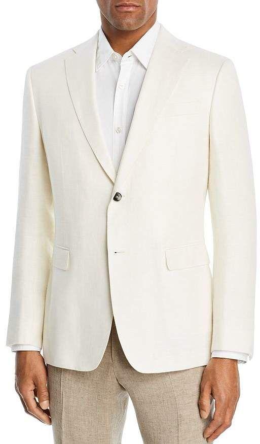 efef20e3d Ermenegildo Zegna Wool & Linen Textured Slim Fit Sport Coat - 100% Exclusive