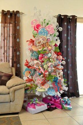 Casi navidad tercera parte navidad navidad rboles de for Arboles navidenos decorados
