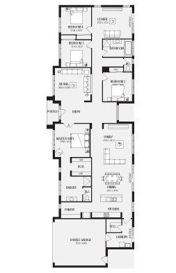 davenport new home floor plans interactive house plans new homes new home designs and home floor plans on pinterest