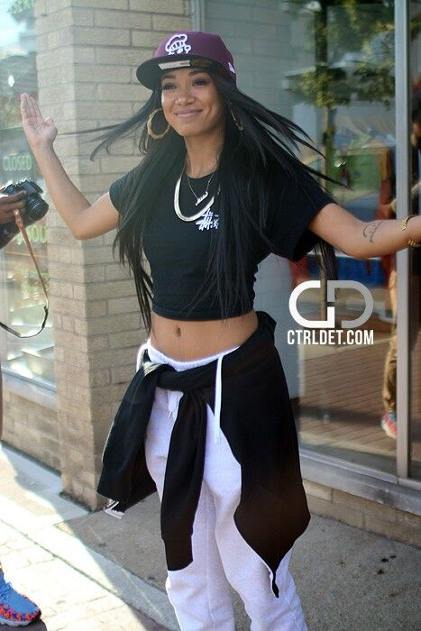 Mila J fashion. I so love her style! Tomboy but girlie I love it! My personality exactly