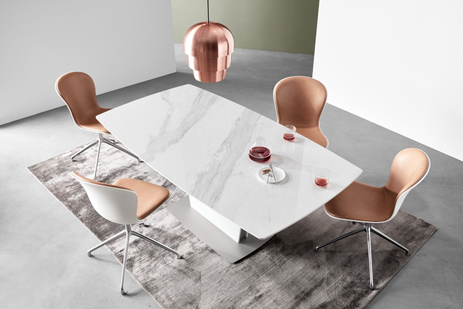 Extendable Dining Tables Milano Table Ceramic Dining Table