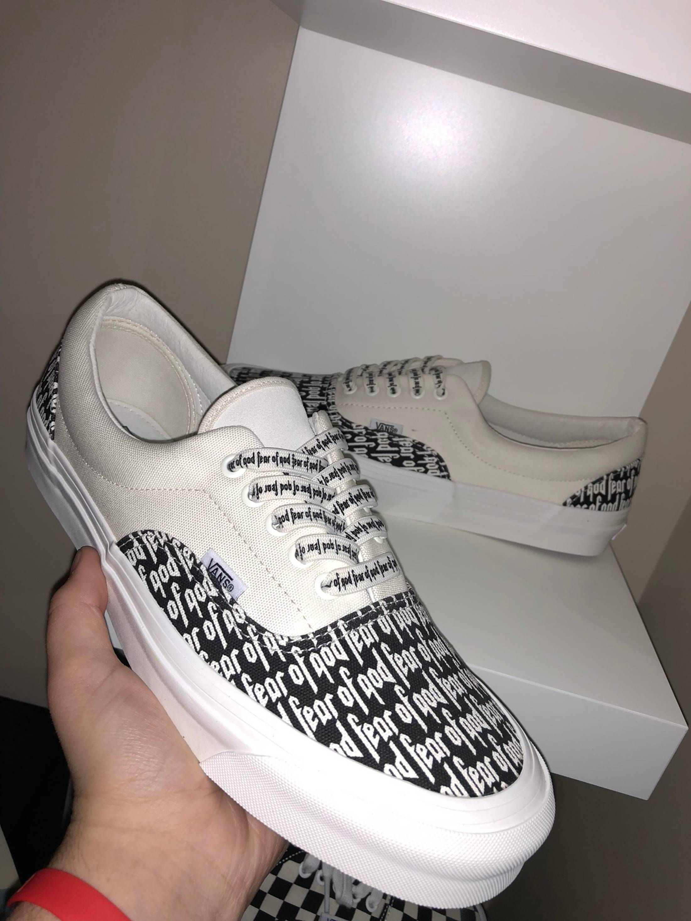 ad0d7cce1b Vans Fear of God Vans Marshmallow Size US 11   EU 44