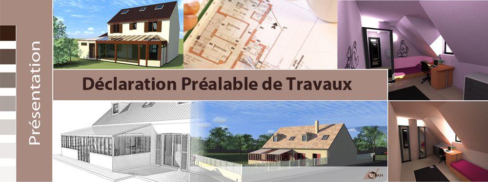 Informations Et Dossier Déclaration Préalable De Travaux