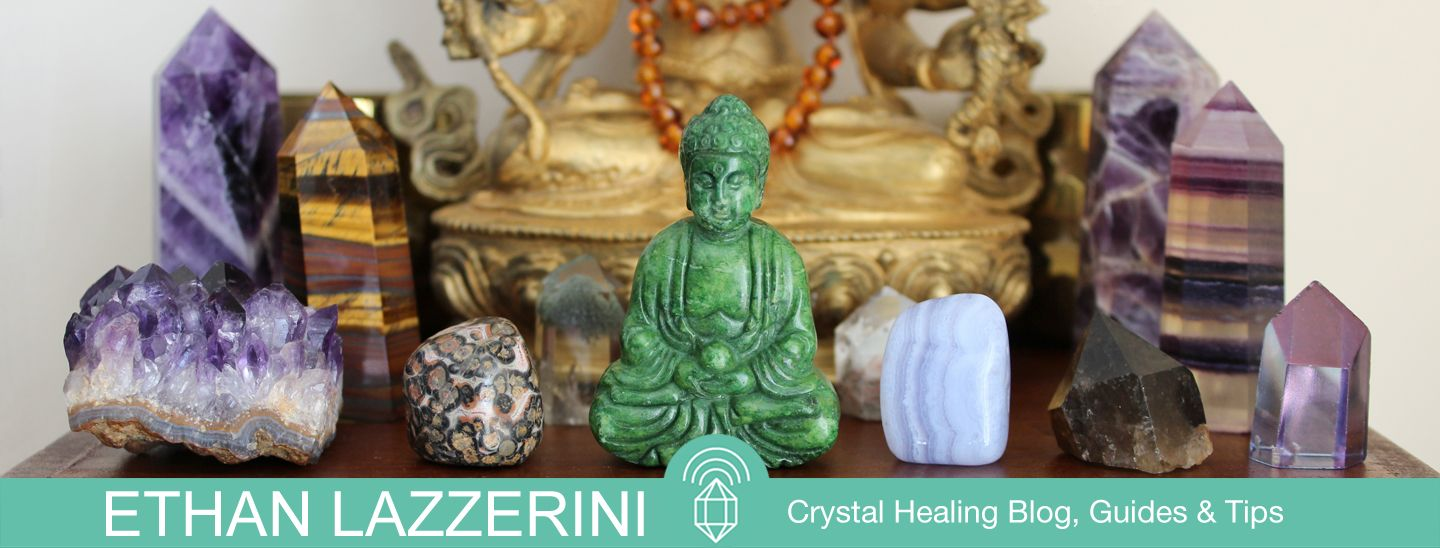 How to consecrate new crystals crystal healing stones