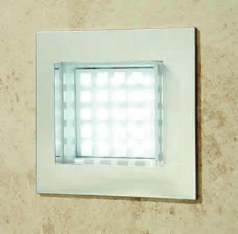 LED Shower Lighting Fixtures square led shower enclosure light