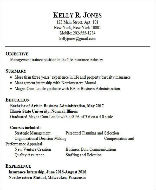 Resume Sample For Fresh Graduate Well Designed 45 Fresher Resume Templates Pdf Doc Of 40 Cool Resume Examples Chronological Resume Job Resume Samples