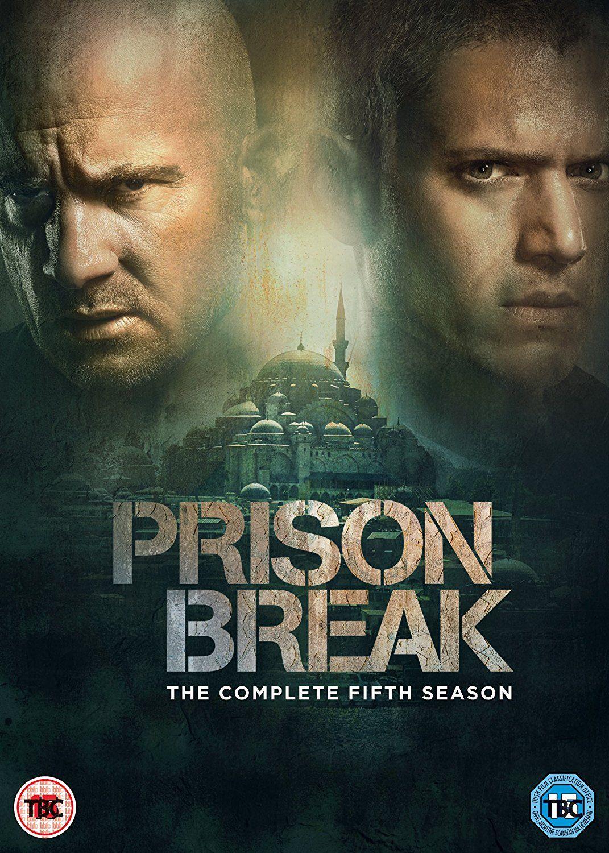 Prison Break Staffel 5 Wiederholung