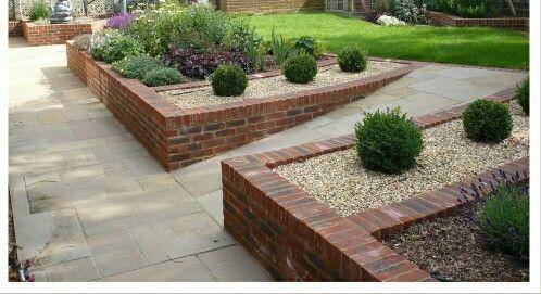 Garden Patio Ramp